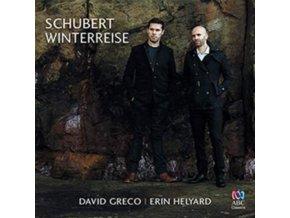 DAVID GRECO / ERIN HELYARD - Schubert: Winterreise (CD)