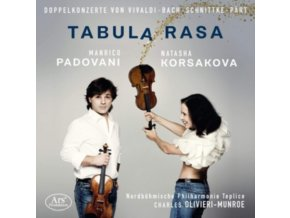 NATASHA KORSAKOVA / MANRICO PADOVANI / NORTH CZECH PHILHARMONI - Works By Bach. Vivaldi. Part Et Al (CD)