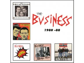 BUSINESS - 1980-88 (CD)