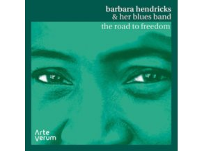 BARBARA HENDRICKS & HER BLUES - The Road To Freedom - Live (CD)