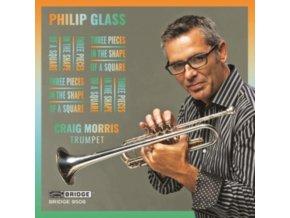 MORRIS - Glass: Music In The Shape (CD)