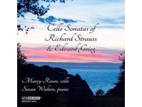 ROSEN - Grieg: Cello Sonatas (CD)