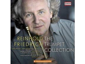 REINHOLD FRIEDRICH - The Trumpet Collection (CD Box Set)