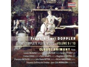 VARIOUS ARTISTS - Doppler: Complete Flute. 9 (CD)