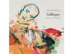 GENEVIEVE LACEY - Soliloquy - Telemann Solo Fantasias (CD)