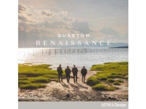 QUARTOM - Renaissance (CD)