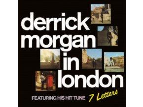 DERRICK MORGAN - In London (CD)