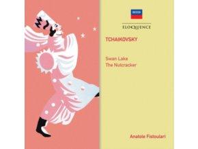 LSO & PARIS CONSERVATOIRE ORCHESTRAS / FISTOULARI - Tchaikovsky: Swan Lake / The Nutcracker - Suites Nos. 1 & 2 (CD)