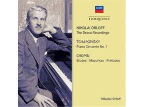 NIKOLAI ORLOFF / NATIONAL SYMPHONY ORCHESTRA / FISTOULARI - Nicolai Orloff - The Decca Recordings (CD)