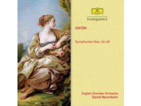 ENGLISH CHAMBER ORCHESTRA / DANIEL BARENBOIM - Haydn: Symphonies Nos. 44-49 (CD)
