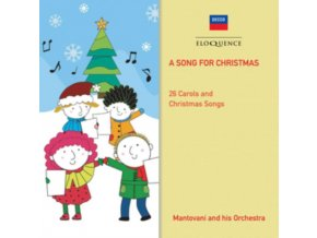 MANTOVANI AND HIS ORCHESTRA / MIKE SAMMES CHORUS & SINGERS - 26 Carols And Christmas Songs (CD)