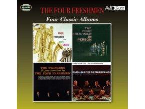 FOUR FRESHMEN - Four Classic Albums (CD)