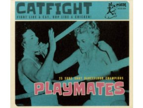 VARIOUS ARTISTS - Cat Fight Vol. 4 - Playmates (CD)