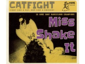 VARIOUS ARTISTS - Cat Fight Vol. 5 - Miss Shake It (CD)