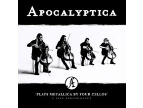 APOCALYPTICA - Plays Metallica - A Live Performance (CD + DVD)