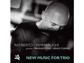 RAMBERTO CIAMMARUGHI - New Music For Trio (Feat. Miroslav Vitous) (CD)