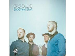 BIG BLUE - Shooting Star (CD)