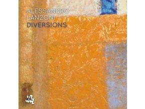 ALESSANDRO LANZONI - Diversions (CD)