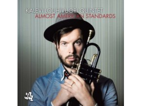 KALEVI LOUHIVUORI QUINTET - Almost American Standards (CD)