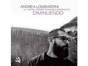 ANDREA LOMBARDINI - Diminuendo (CD)