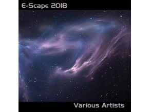 VARIOUS ARTISTS - E-Scape 2018 (CD)