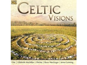 VARIOUS ARTISTS - Celtic Visions (CD)