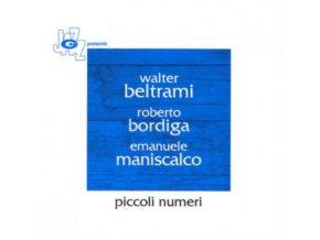 WALTER BELTRAMI - Piccoli Numeri (CD)
