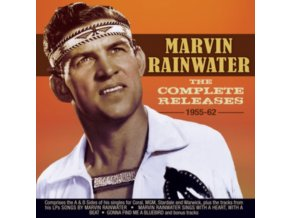 MARVIN RAINWATER - The Complete Releases 1955-62 (CD)