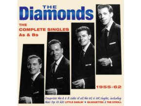DIAMONDS - The Complete Singles As & Bs 1955-62 (CD)