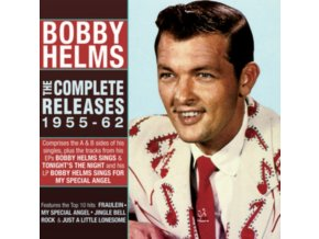 BOBBY HELMS - The Complete Releases 1955-62 (CD)