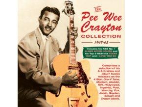 PEE WEE CRAYTON - The Pee Wee Crayton Collection 1947-62 (CD)