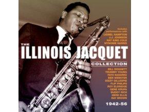 ILLINOIS JACQUET - The Illinois Jacquet Collection 1942-56 (CD)