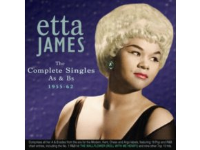 ETTA JAMES - The Complete Singles As & Bs 1955-62 (CD)