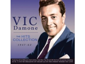 VIC DAMONE - The Hits Collection 1947-62 (CD)