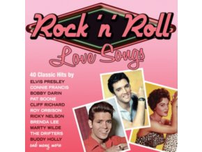 VARIOUS ARTISTS - Rock N Roll Love Songs (CD)