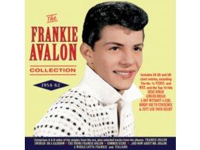 FRANKIE AVALON - The Frankie Avalon Collection 1954-62 (CD)