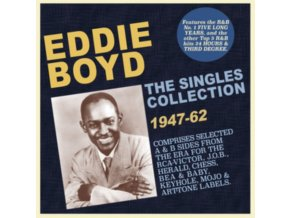 EDDIE BOYD - The Singles Collection 1947-62 (CD)