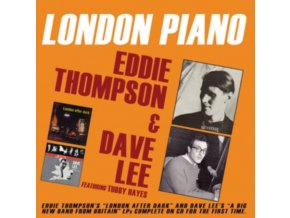 EDDIE THOMPSON AND DAVE LEE - London Piano (CD)