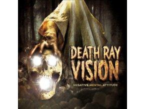 DEATH RAY VISION - Negative Mental Attitude (CD)