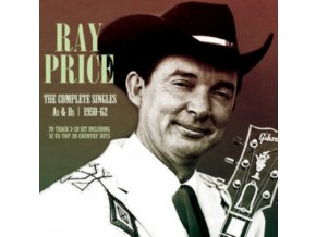 RAY PRICE - The Complete Singles As & Bs 1950-62 (CD)