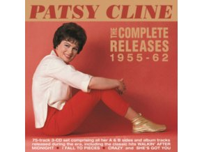 PATSY CLINE - The Complete Releases 1955-62 (CD)