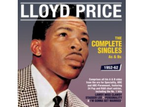 LLOYD PRICE - The Complete Singles As & Bs 1952-62 (CD)