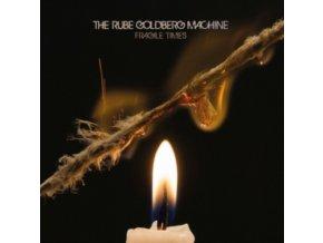 RUBE GOLDBERG MACHINE - Fragile Times (CD)