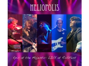 HELIOPOLIS - Epic At The Majestic (CD)
