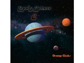 ORANGE CLOCKS - Topes Sphere 2 (CD)