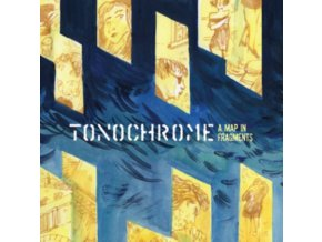 TONOCHROME - A Map In Fragments (CD)