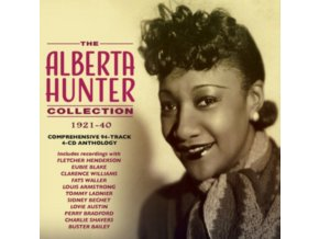 ALBERTA HUNTER - The Alberta Hunter Collection 1921-40 (CD)