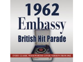 VARIOUS ARTISTS - The 1962 Embassy British Hit Parade (CD)
