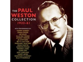PAUL WESTON - The Paul Weston Collection 1935-61 (CD)