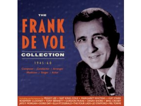 VARIOUS ARTISTS - The Frank De Vol Collection 1945-60 (CD)